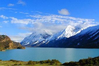 西藏然烏湖