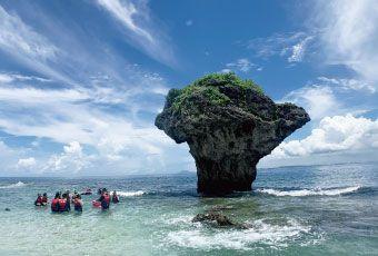 小琉球旅遊必遊花瓶岩
