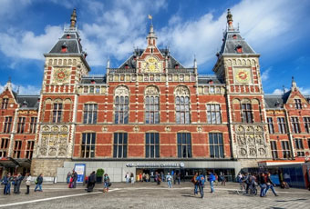 荷蘭旅遊中央車站