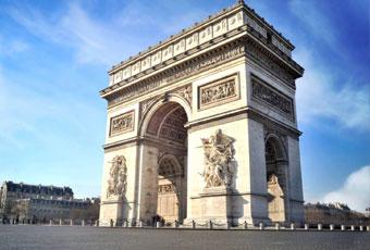 法國旅遊凱旋門