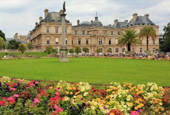 法國旅遊景點盧森堡公園