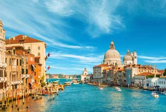 義大利浪漫水之都~威尼斯