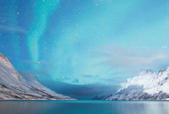 北歐芬蘭,拉普蘭的極光