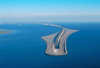 北歐松德海峽大橋