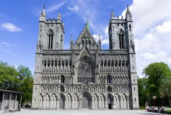 挪威尼達洛斯主教座堂