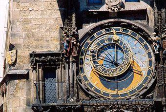 布拉格天文鐘