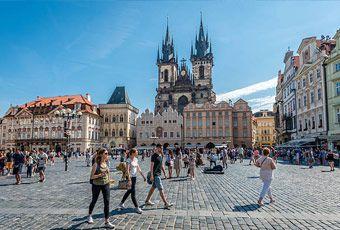 布拉格老城廣場