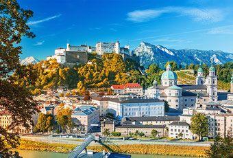 奧地利旅行薩爾斯堡