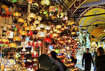 土耳其有頂大市集Grand Bazaar