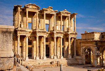 土耳其艾菲索斯古城
