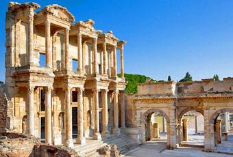 土耳其旅遊艾菲索斯古城