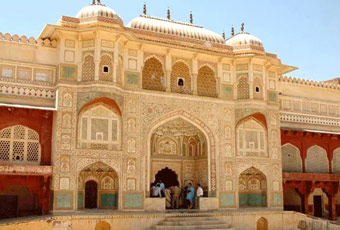 印度旅行安珀城堡