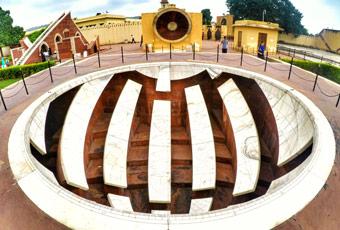 印度旅遊傑特曼特天文台