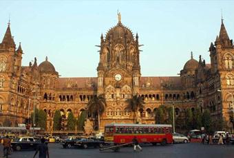 孟買賈特拉帕蒂•希瓦吉車站