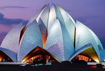 印度旅行蓮花廟