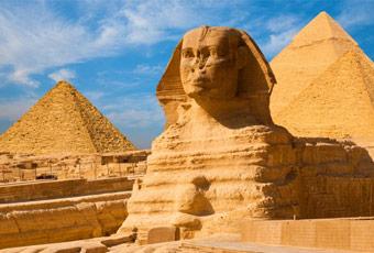 埃及人面獅身像