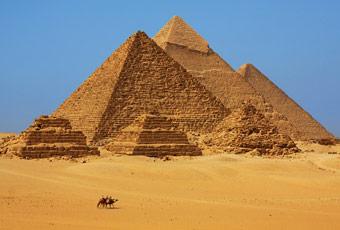埃及開羅吉薩金字塔
