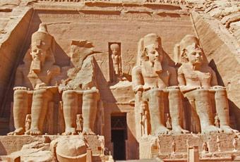 埃及旅行阿布辛貝大小神殿