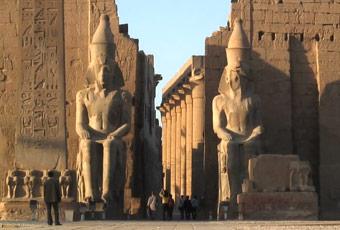 埃及路克索神殿