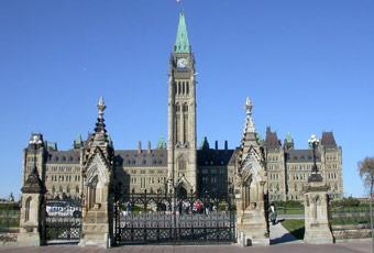 加拿大國會山莊