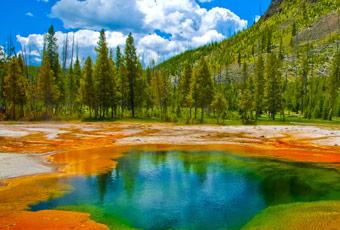 美西旅遊黃石國家公園