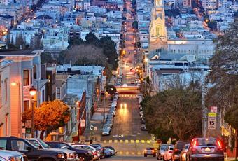 美國旅行舊金山