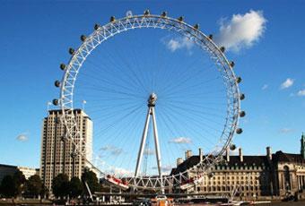 英國倫敦眼
