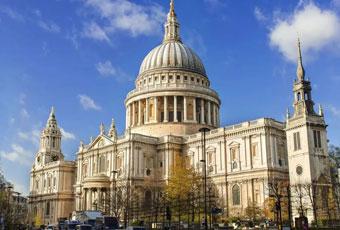 英國聖保羅教堂