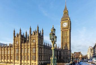 英國議會大廈