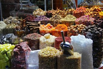 杜拜香料市集