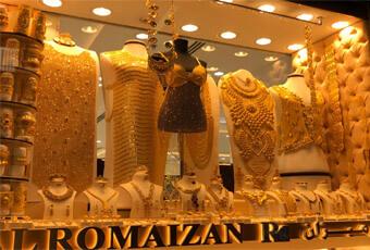 杜拜黃金市集