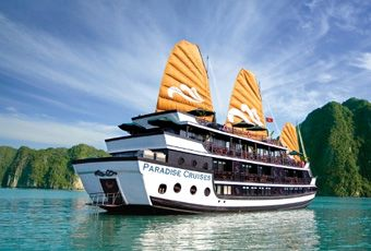 越南Paradise Cruises天堂號