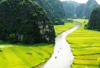越南陸龍灣-神仙湖景區