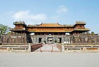 越南順化皇城