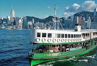 香港天星小輪