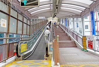 香港半山扶手電梯