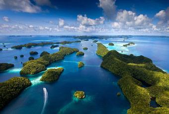 帛琉洛克群島