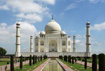 印度旅遊泰姬瑪哈陵