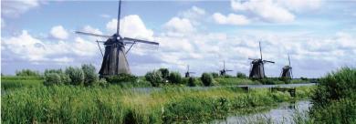 小孩堤防 Kinderdijk