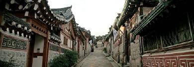 首爾北村韓屋村