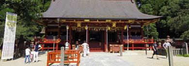 日本東北鹽釜神社