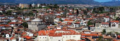 土耳其蕃紅花城