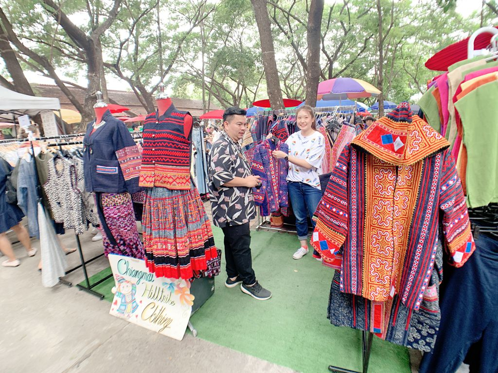 jingjai文創市集-手工傳統服飾