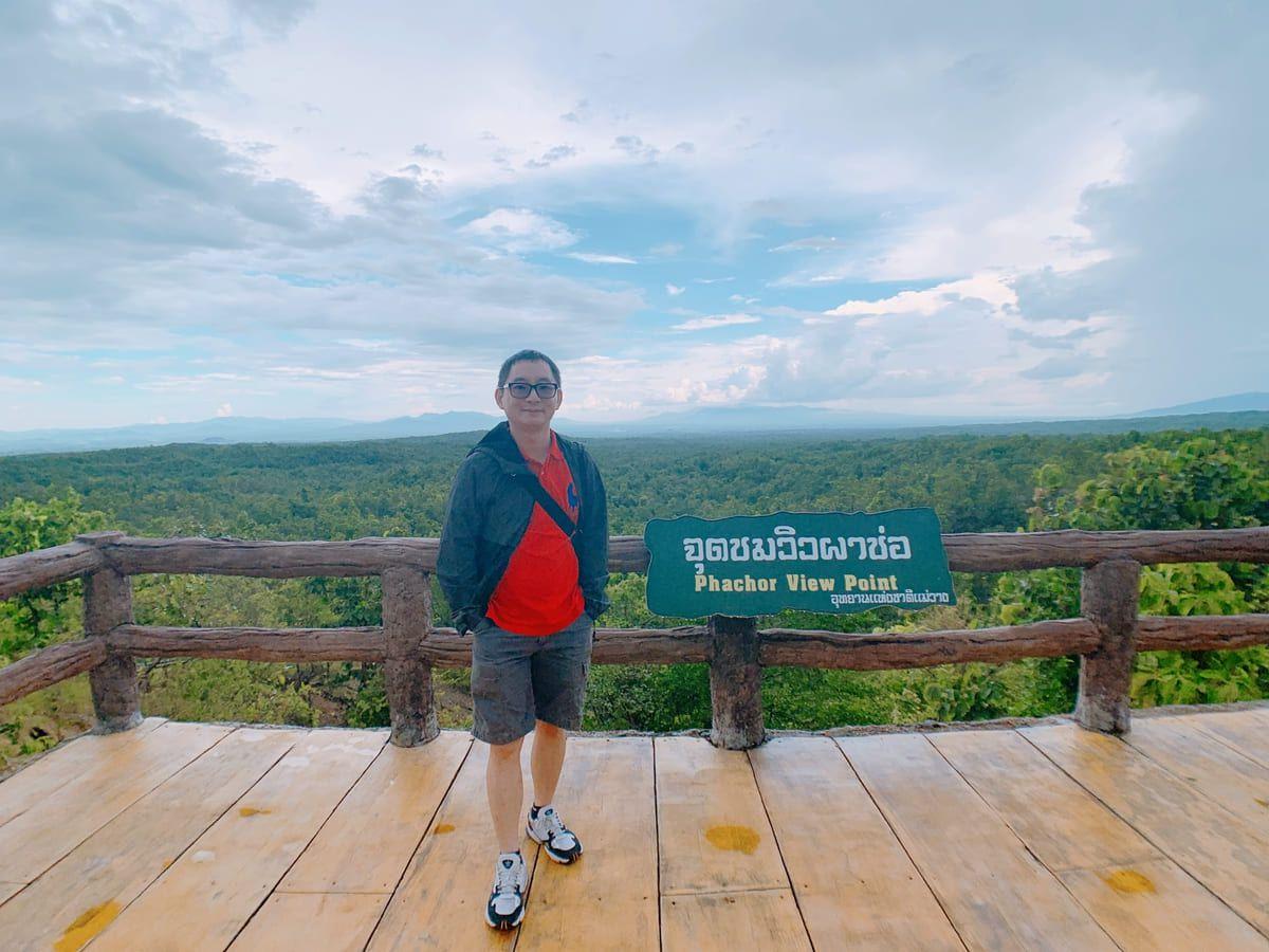 帕丘峽谷PhaChor-觀景台