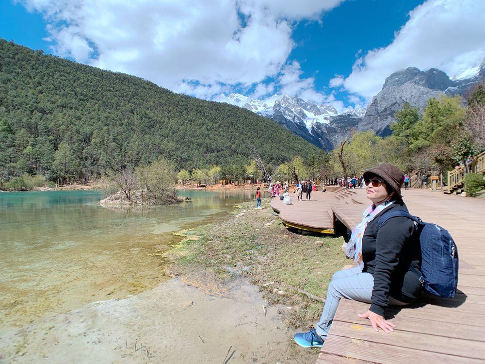 玉龍雪山-藍月谷