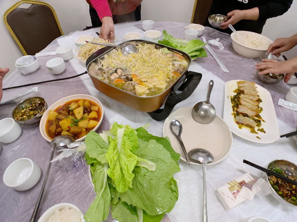玉龍雪山-火鍋餐