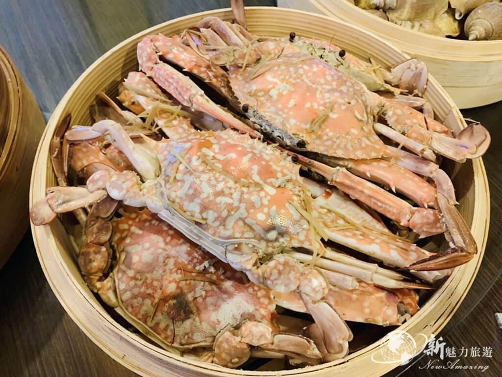 峇里島浮誇海鮮蒸籠宴