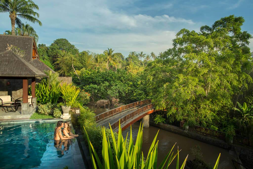 峇里島的氣候屬於熱帶海島型