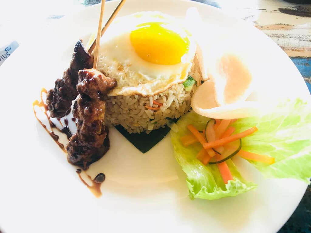 烤乳豬是峇里島名菜