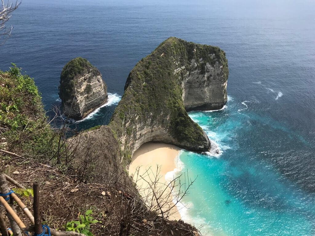 峇里島的長灘